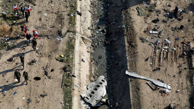 Iran reportedly now willing to hand over black box from Ukraine plane crash