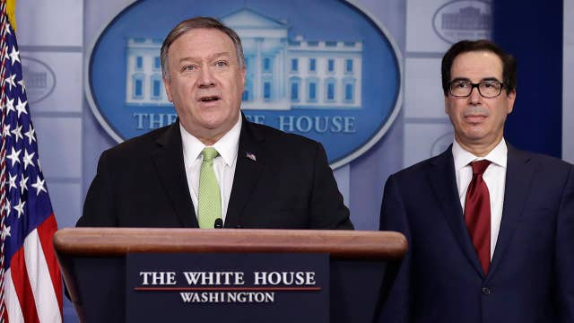 White House announces additional sanctions on Iran after attack on US troops