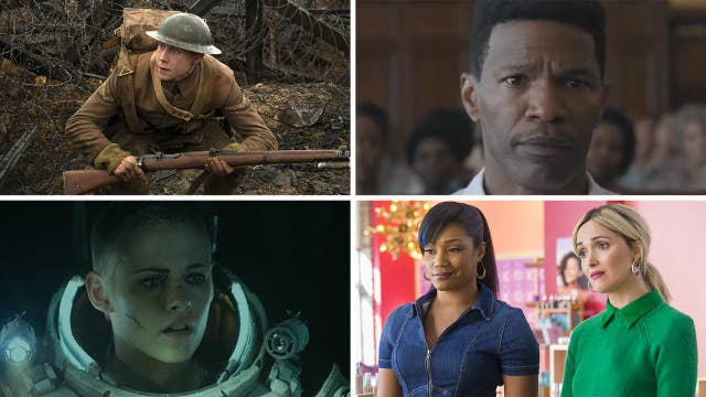 New in Theaters: '1917,' 'Just Mercy,' 'Underwater' and 'Like a Boss'
