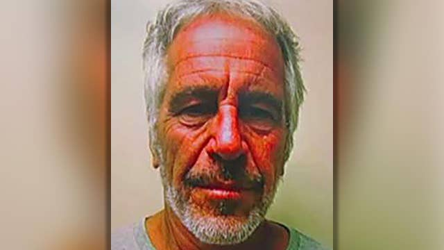 Surveillance video from night of Epstein's first suicide attempt was erased, prosecutors say