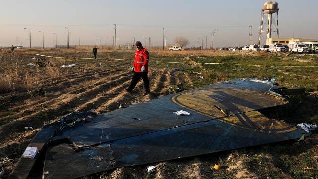 Iran denies missile downed Ukrainian jetliner