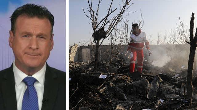 Ken Christensen on missile downed Ukrainian jetliner
