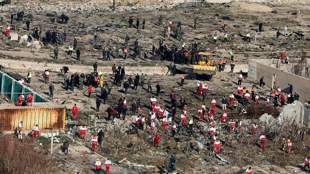US accuses Iran in Ukrainian plane crash