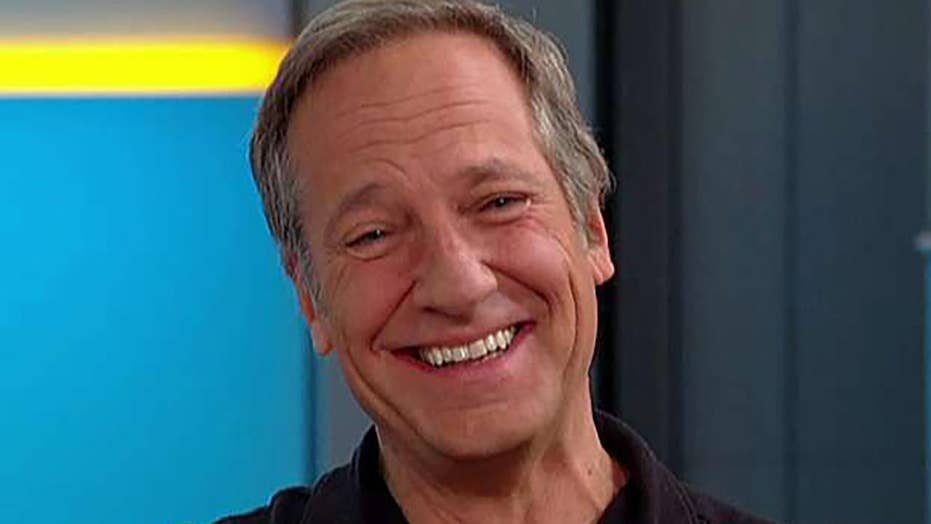 Mike Rowe reacts to op-ed calling on him to run for governor of California
