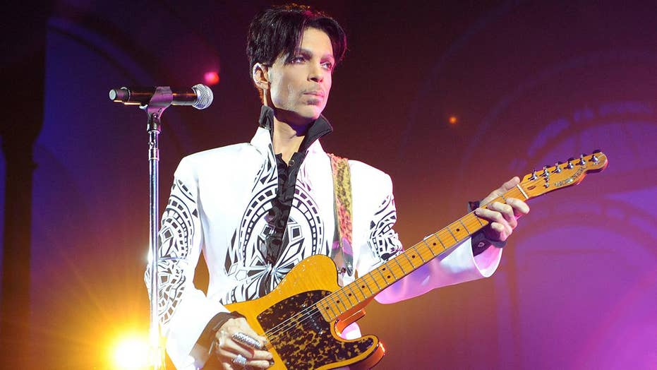 Prince set to receive an all-star tribute