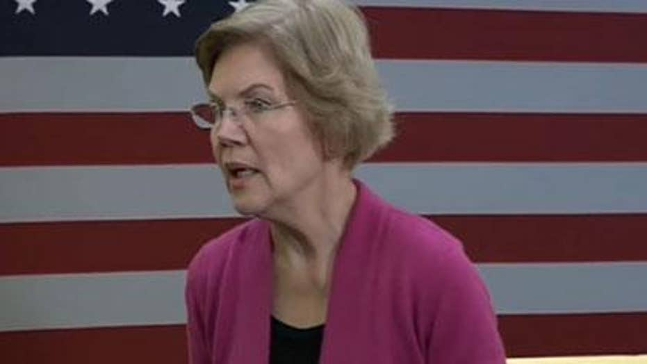 Stirewalt: Warren's 'thirst for need' reminds me of Hillary