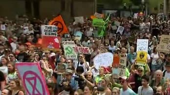 Thousands march in Sydney climate protest as Australia wildfires worsen, new evacuations ordered
