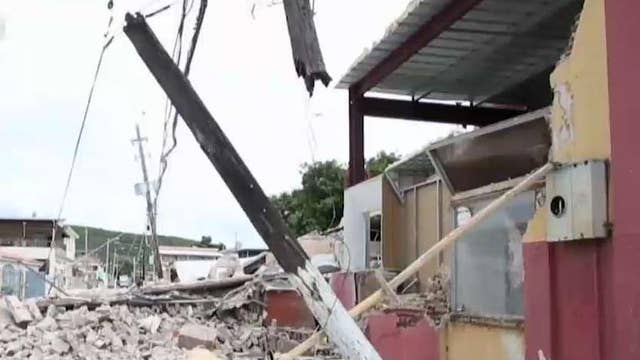 Puerto Rico shocked by magnitude 5.9 earthquake causing further damage to island