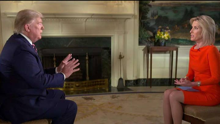 President Trump comments on turmoil for the British royal family, Olympic ban on political messaging