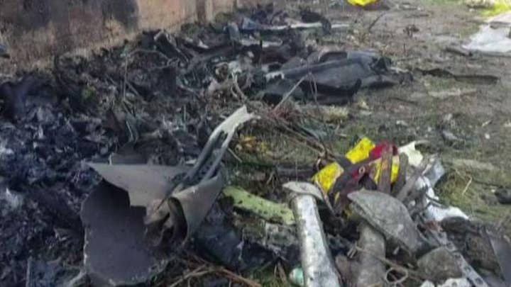 Iran admits its military 'unintentionally' shot down Ukrainian jetliner, blames 'US adverturism'