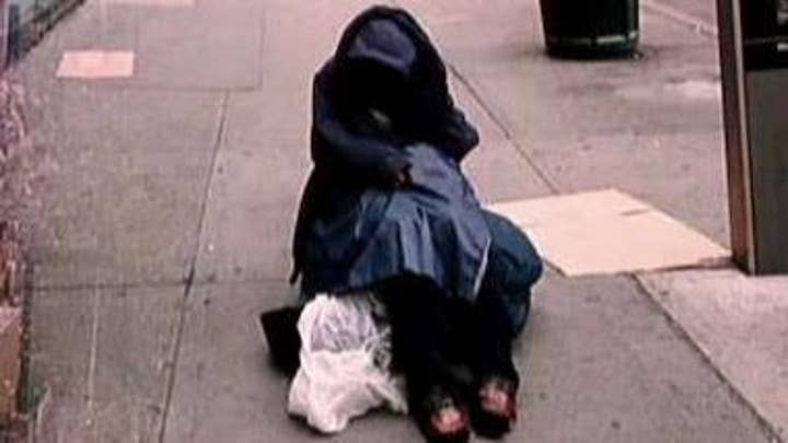 Are costly social programs helping New York City's homeless crisis?