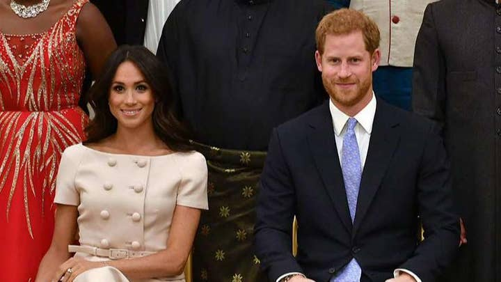 Prince Harry, Duchess Meghan stepping back from their royal duties