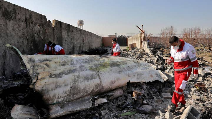 Iranian News Agency: Regime's admission of guilt in downing of plane has sparked protests