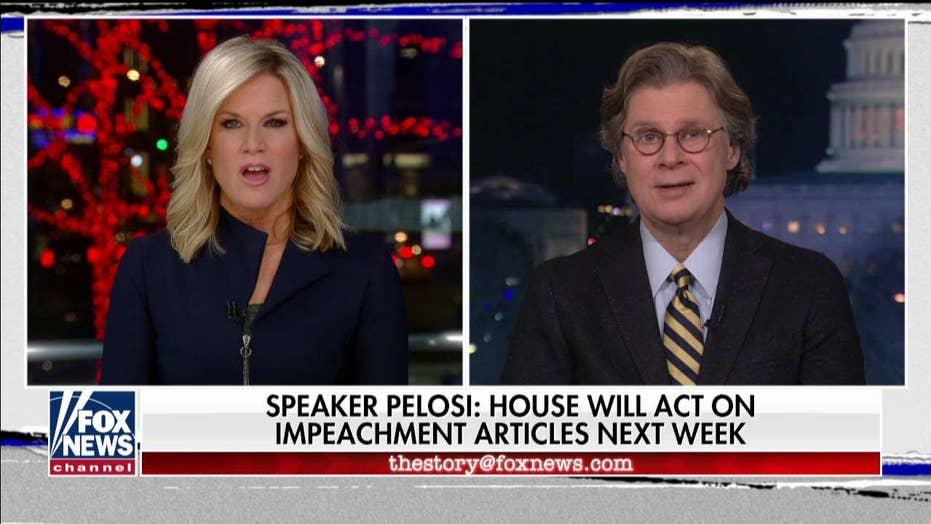 Byron York: Senate's Trump impeachment trial schedule a 'huge deal' for 2020 Democrats