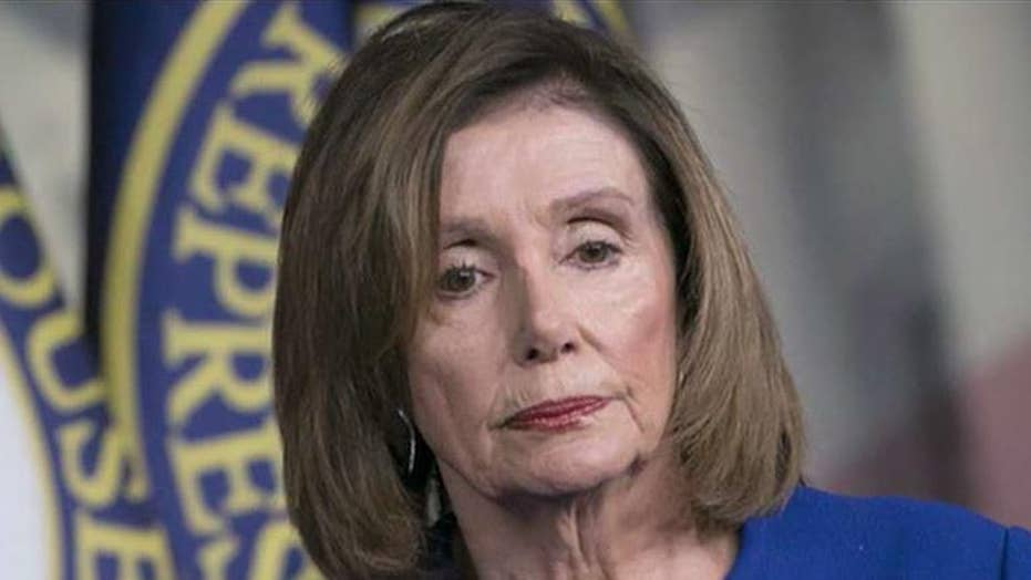 Nancy Pelosi blinks, signals she is ready to release articles of impeachment to the Senate