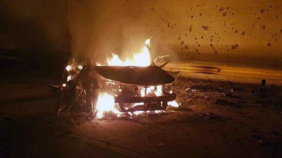 Iran admits to shooting down Ukrainian passenger plane unintentionally