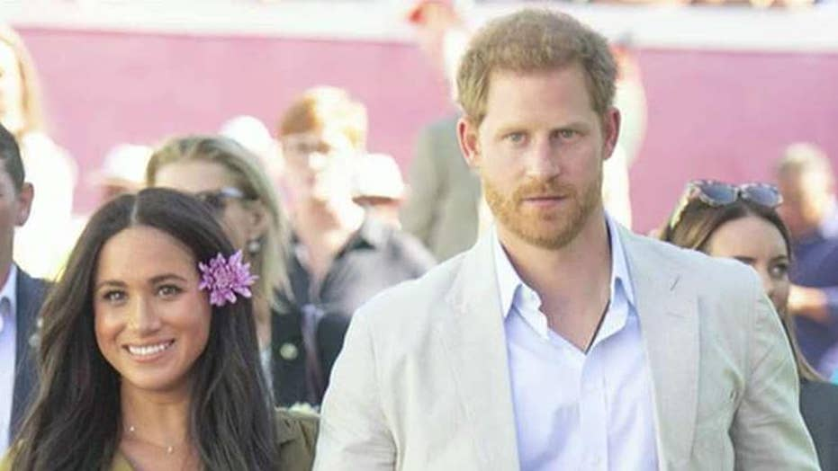 Prince Harry, Meghan Markle split from royal family