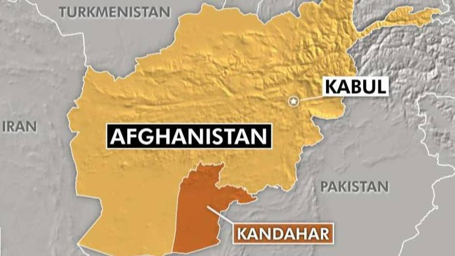 Two US service members killed in Afghanistan, Taliban claims responsibility for blast