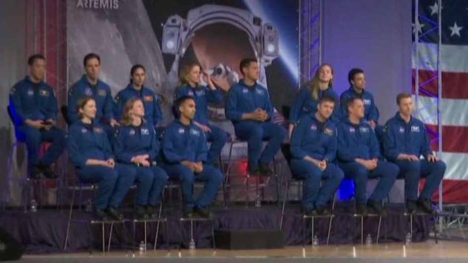 Graduating class of NASA astronauts under Artemis could go to the Moon, Mars