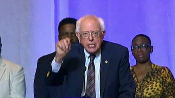 Far-left 2020 Democrats push socialist ideas