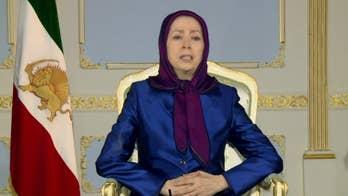Maryam Rajavi: 'Overthrow this regime'