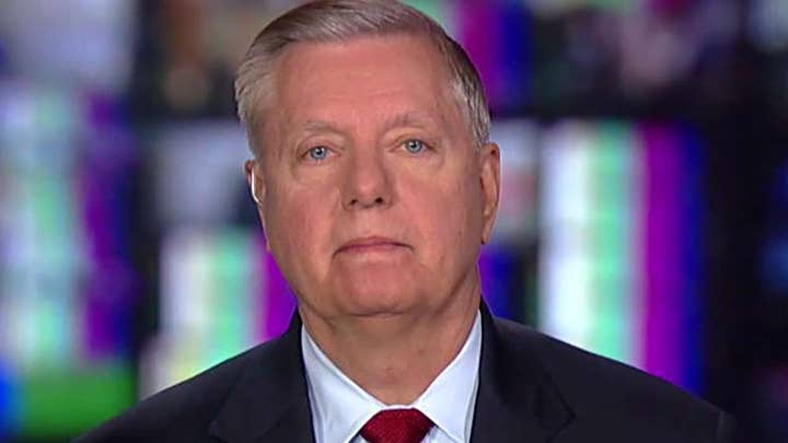 Sen. Lindsey Graham on the fallout from President Trump's decision to take out Soleimani
