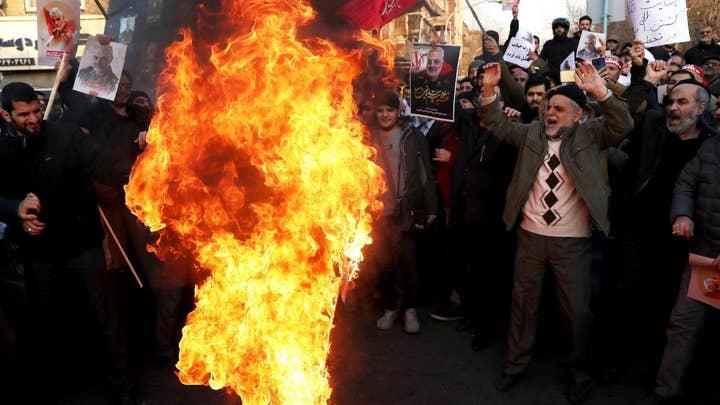 The rhetorical war over Iran
