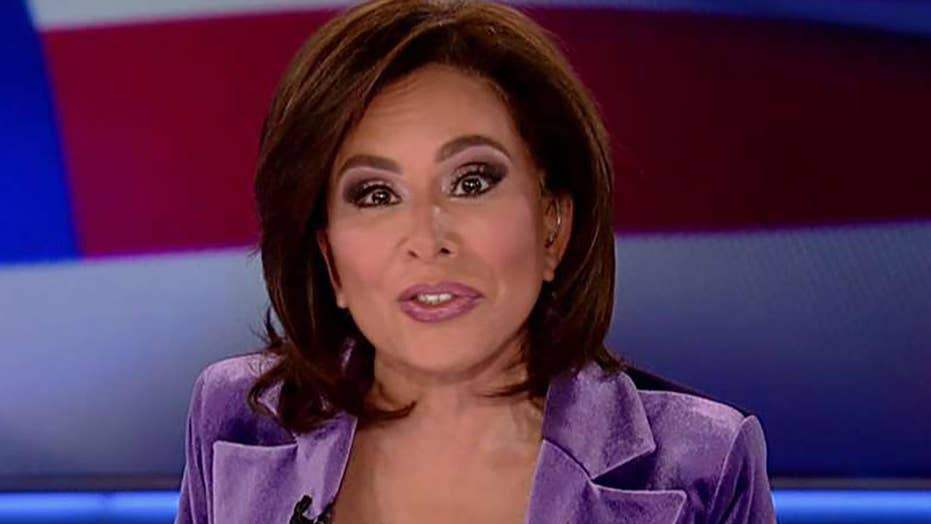 Judge Jeanine: Nancy Pelosi's public humiliation is embarrassing to watch