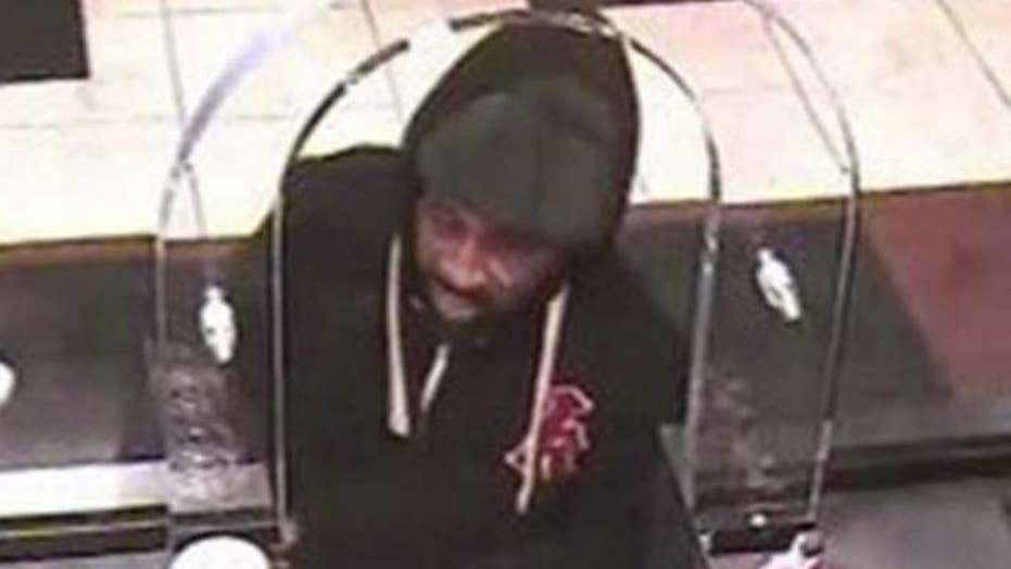 New York's new bail law provisions free accused bank robber