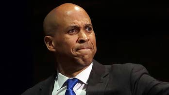 Cory Booker not ready to make endorsement in Dems' presidential primary