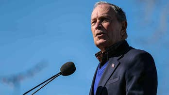 Bloomberg open to spending $1 billion on campaign even if he doesn't become nominee