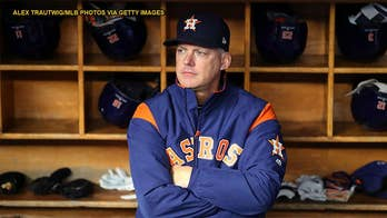 Astros fire AJ Hinch, Jeff Luhnow after MLB levies punishment for roles in sign-stealing
