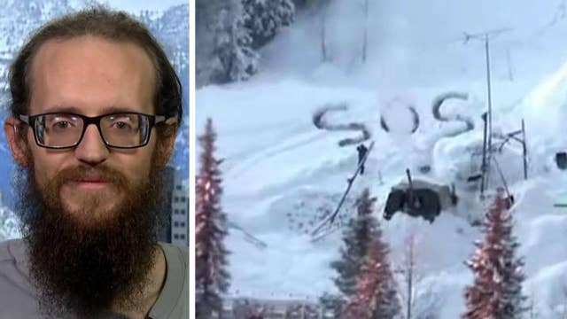 Man survives more than three weeks in frozen Alaskan wilderness after cabin burns down