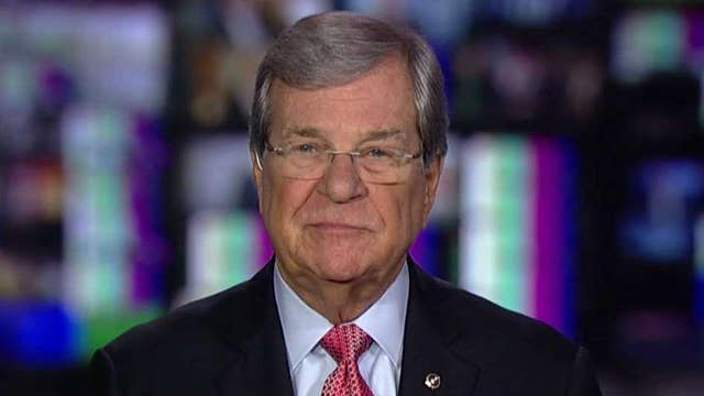 Trent Lott on similarities and differences between Clinton and Trump impeachments