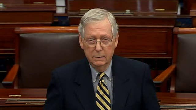 McConnell: House Democrats have already done enough damage to our institutions