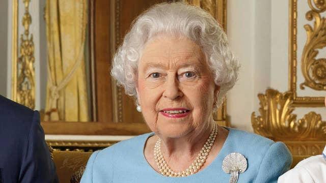 Queen Elizabeth breaks her silence on 'Megxit'