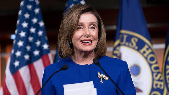 Pelosi suggests impeachment damage has already been done to Trump
