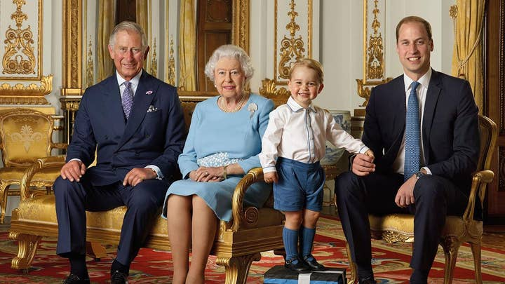 Queen says family is 'entirely supportive' of Harry and Meghan after royal summit