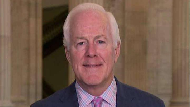 Sen. John Cornyn on Republican preparations for Senate impeachment trial
