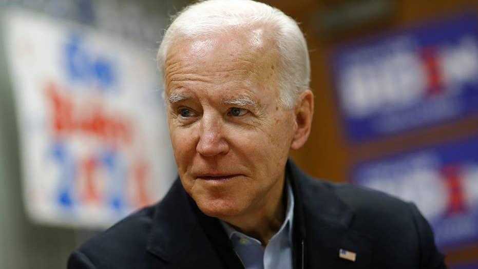 New poll of black Democrats gives Joe Biden a big lead