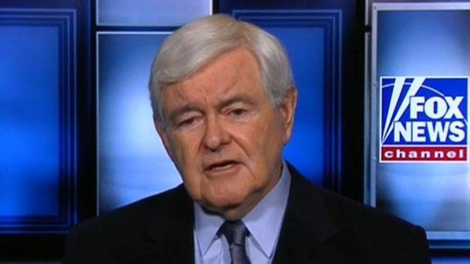 Newt Gingrich : We should be very 'aggressively pro-Iranian'