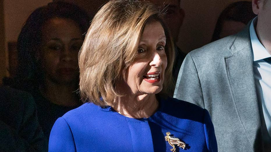 Pelosi expresses confidence in impeachment case as House prepares articles for Senate