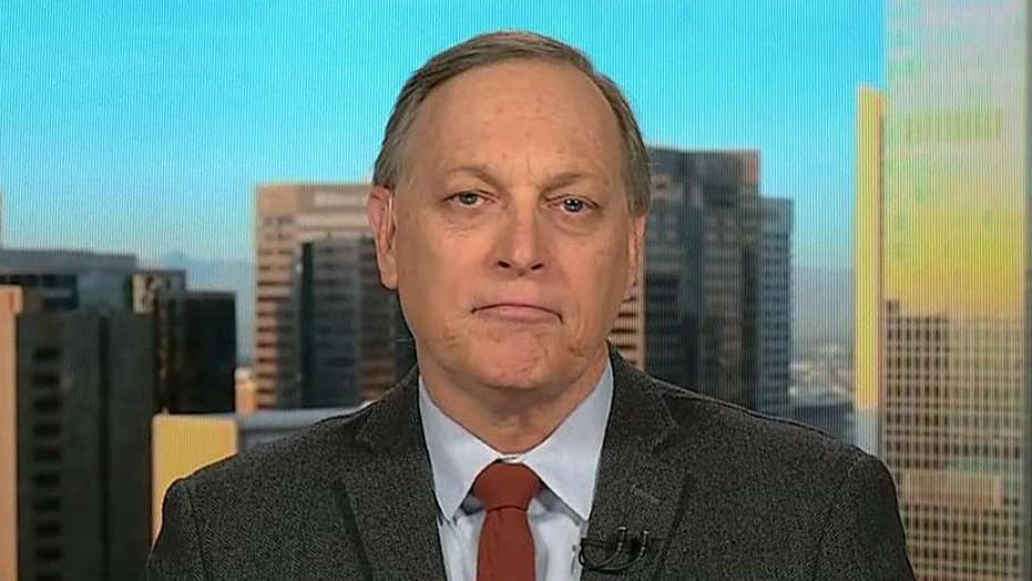 Rep. Biggs pushes back on Pelosi's claim that impeachment delay was successful