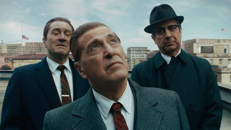 Netflix tops Oscar nominations with 'The Irishman' and 'Marriage Story'