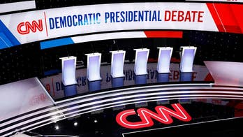 Dems abandon personal attacks in debate heavy on foreign policy