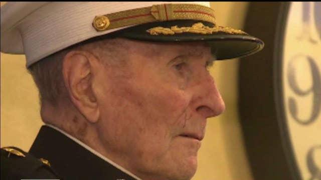 Operation Valentine: World War II veteran has Valentine's wish