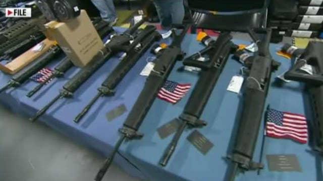 Virginia's gun control battle heats up