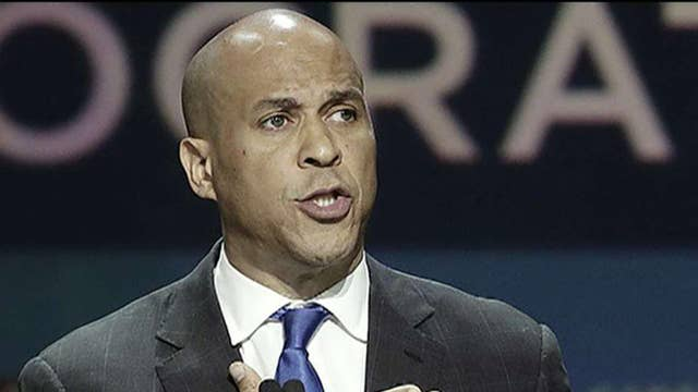 'The Ingraham Angle' says goodbye to Cory Booker's presidential campaign