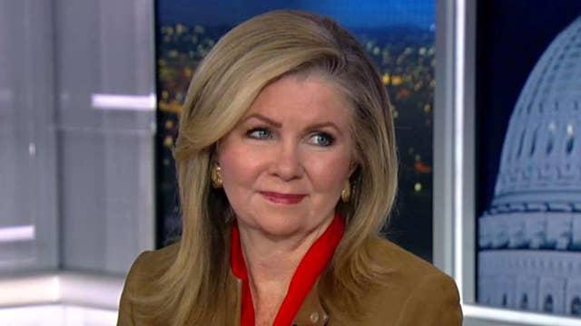 Sen. Marsha Blackburn on Democrats' muted response to anti-regime protests in Iran
