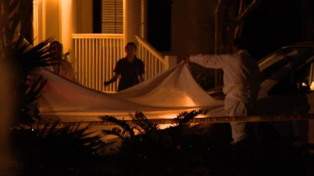 Officials confirm four bodies discovered inside Florida home, call the deaths suspicious